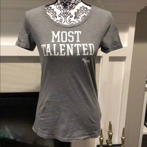 Women's Abercrombie and Fitch Tee